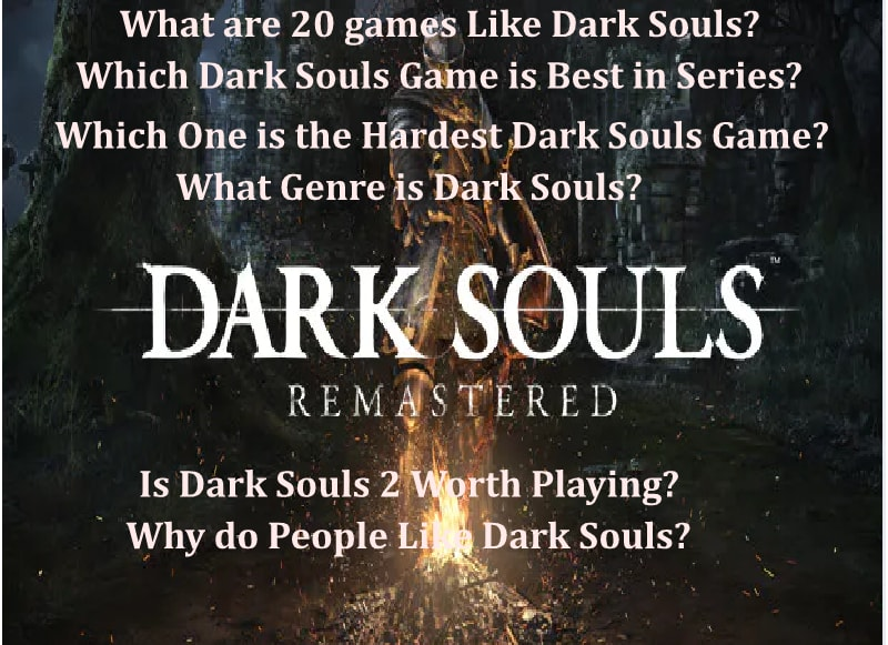 Games Like Dark Souls
