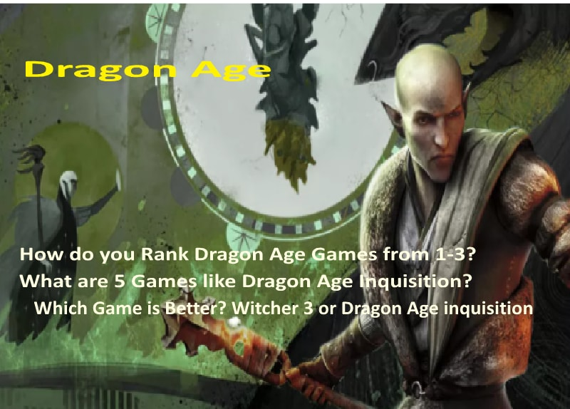 Dragon Age Guide - Games like Dragon Age Series - Answer Diary