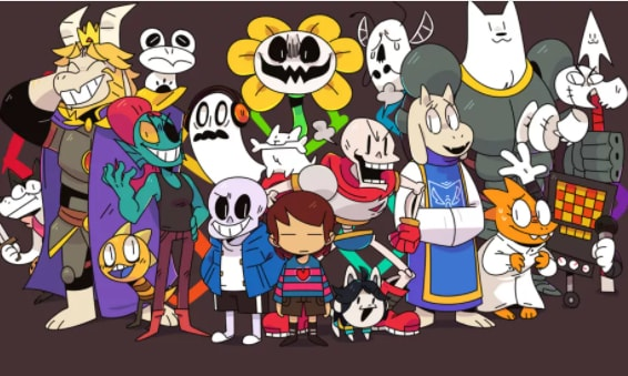 Undertale Guide - Latest Updated Games like Undertale - Answer Diary