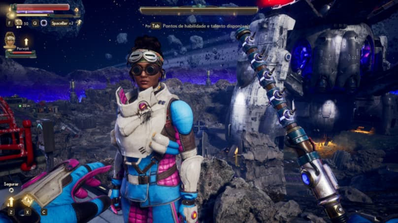 High-end Configs - Outer Worlds Mods