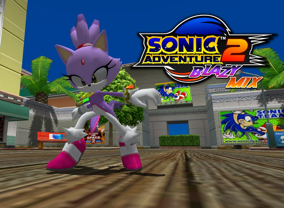 Most Popular Sonic Adventure 2 Mods of all Time - Answer Diary