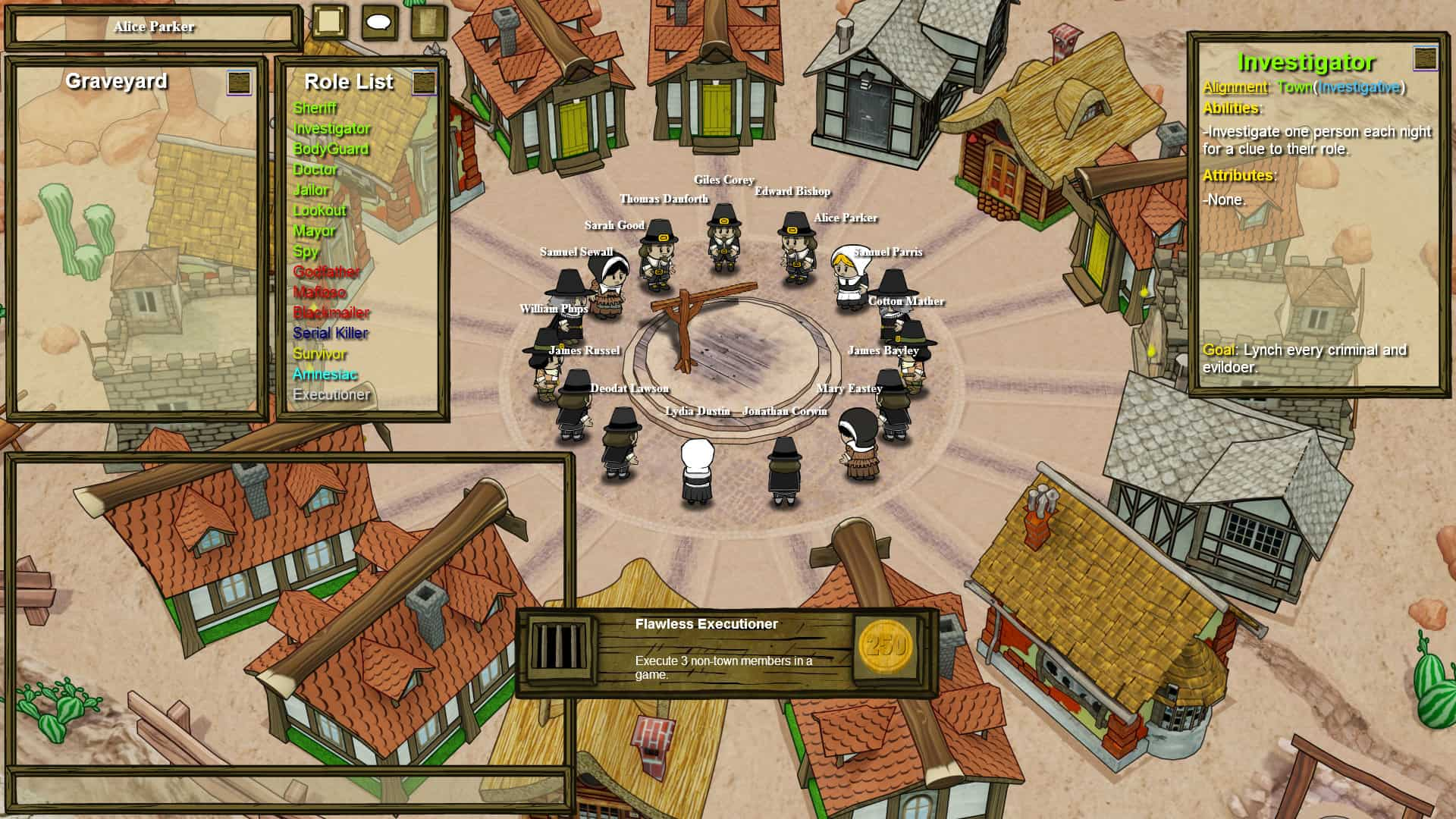 Town of Salem Guide - Amazing Games like Town of Salem - A Diary