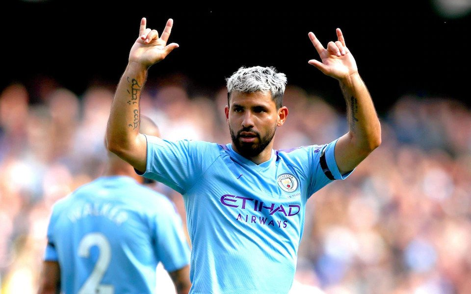 Manchester City Do not Need to Look for a Replacement for Aguero