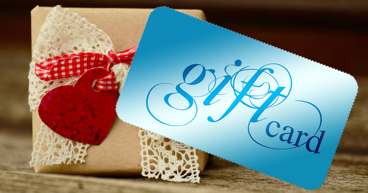 Things to Know about the Advantages of Gift Cards