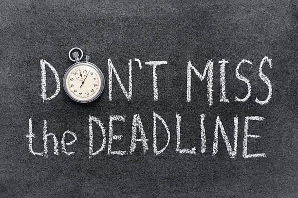 Best Time Management Tips for Meeting Deadlines
