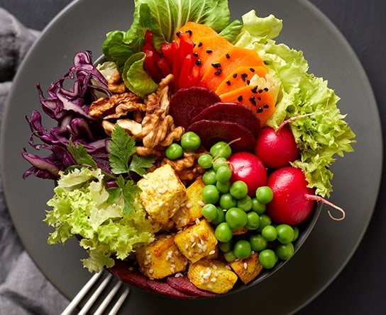 Plant-Based Diet For People With Diabetes